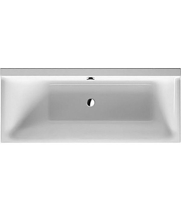 Акриловая ванна Duravit P3 Comforts SX 700373 L 170х70