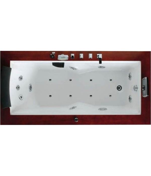 Акриловая ванна Gemy G9057-II K R