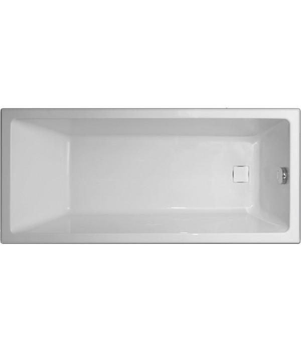 Акриловая ванна Vagnerplast Cavallo 160 см ультра белый
