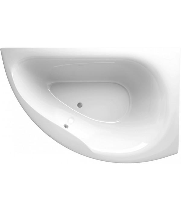 Акриловая ванна Alpen Dallas 160x105 R