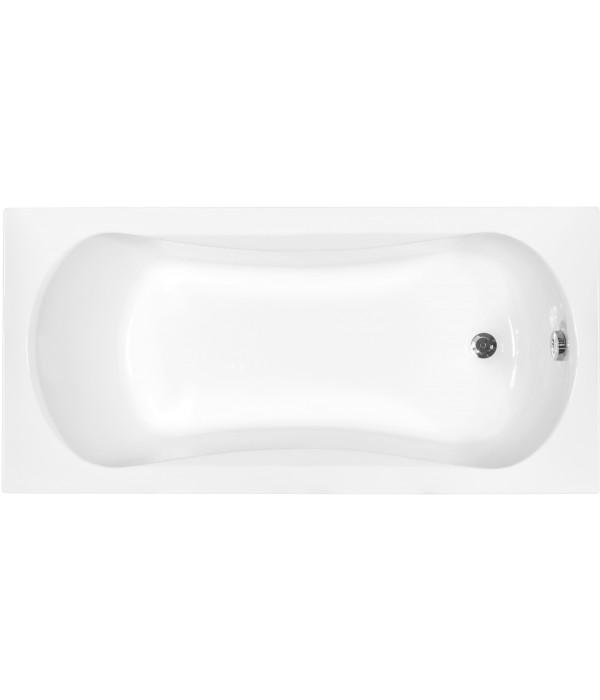 Акриловая ванна Besco Aria 140x70