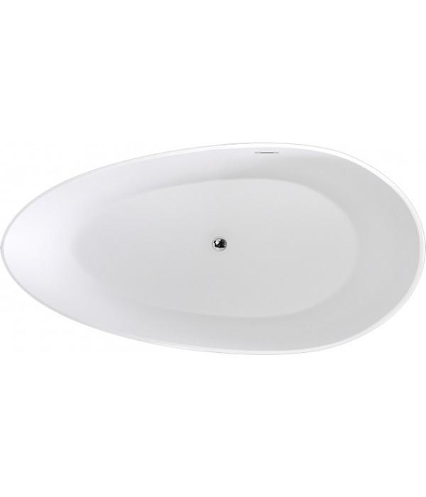 Акриловая ванна Black&White Swan SB106