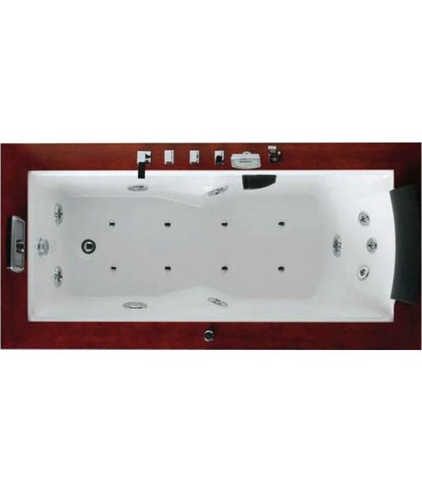 Акриловая ванна Gemy G9057-II K L