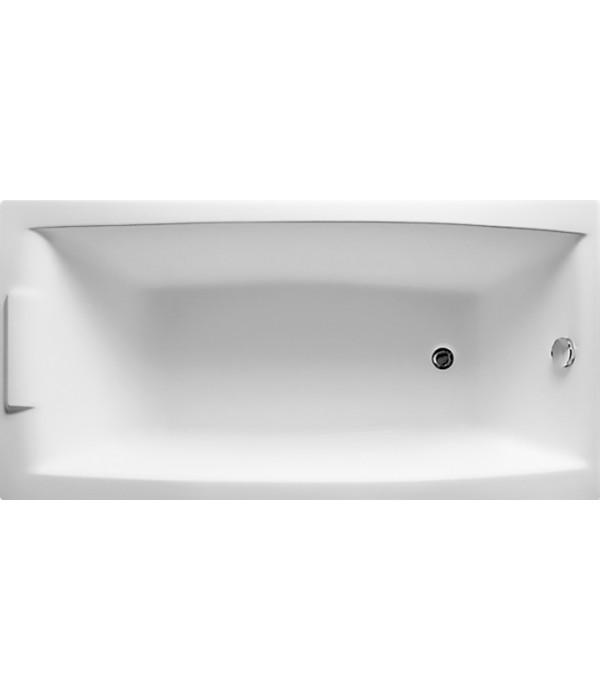 Акриловая ванна Marka One Aelita 150x75, с каркасом
