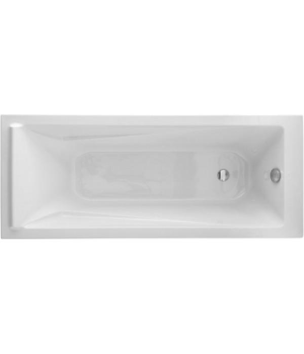 Акриловая ванна Sanindusa Easy 806900 170x75 с ножками