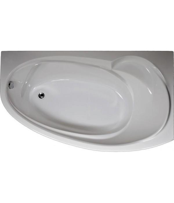 Акриловая ванна Marka One Julianna 160 R