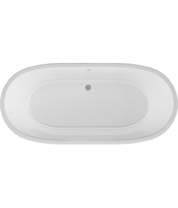 Акриловая ванна Aima Design Tondo 174x80