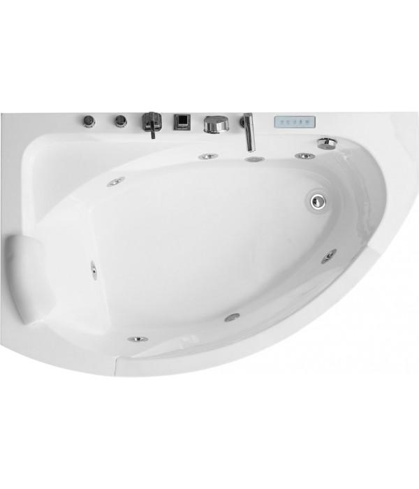 Акриловая ванна Black&White Galaxy GB5008 L