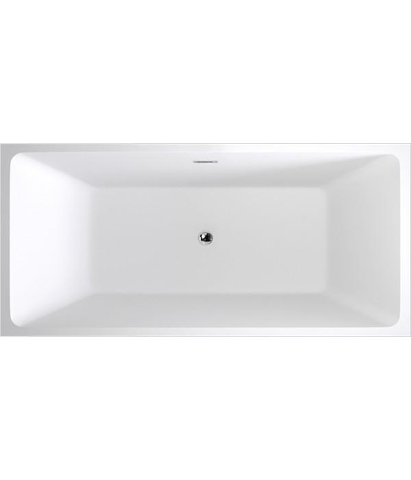 Акриловая ванна Black&White Swan SB108