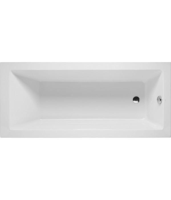 Акриловая ванна Sanindusa Vertice 806100 180x80 с ножками