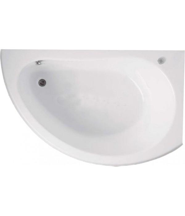 Акриловая ванна Vagnerplast Corona 160x100 R