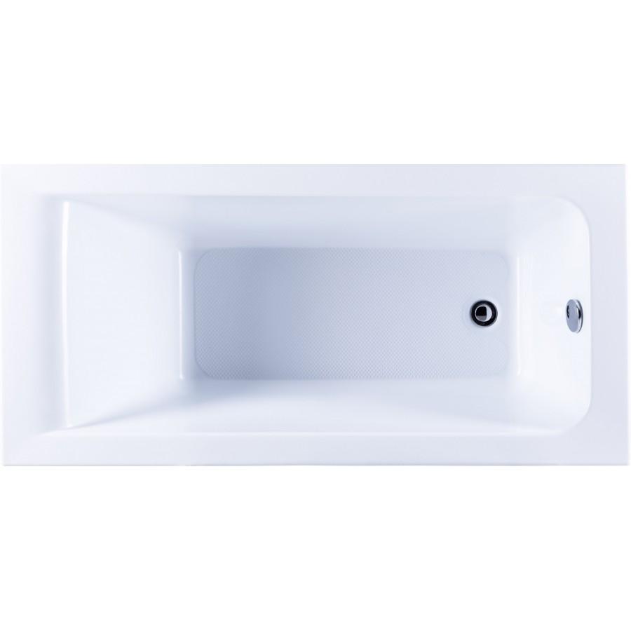 Акриловая ванна Aquanet Bright 155x70