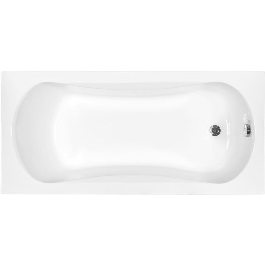 Акриловая ванна Besco Aria 160x70