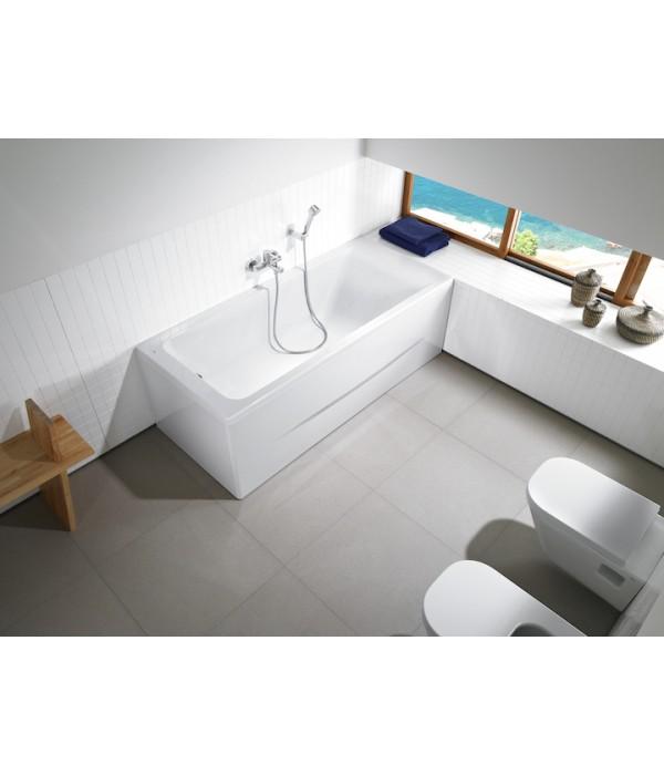 Акриловая ванна Roca Easy 170x70 см