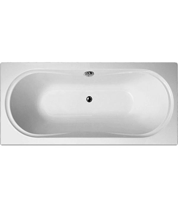 Акриловая ванна Vagnerplast Briana 170 см ультра белый