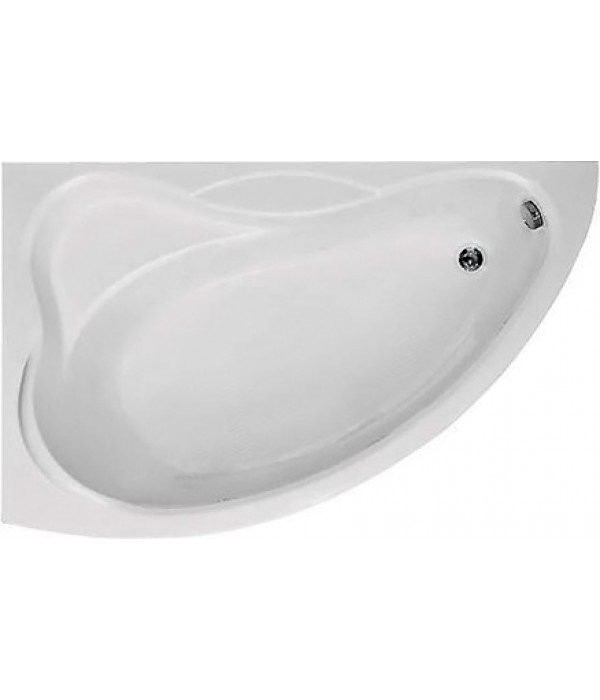 Акриловая ванна Bas Вектра 150 см L
