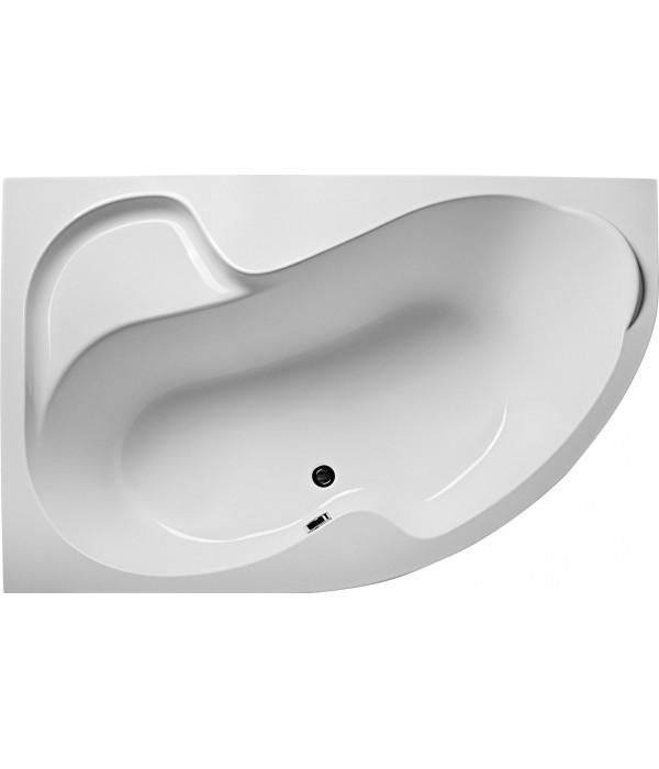 Акриловая ванна Marka One Aura 160x105 L