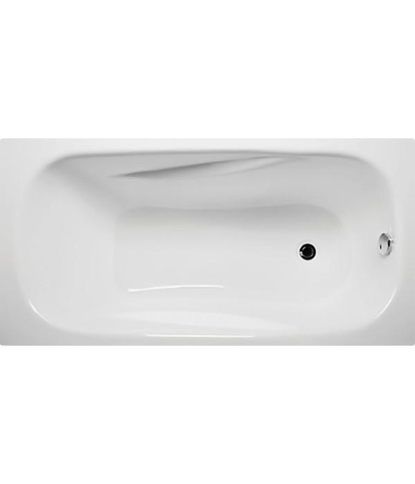 Акриловая ванна 1MarKa Classic 140х70, с каркасом