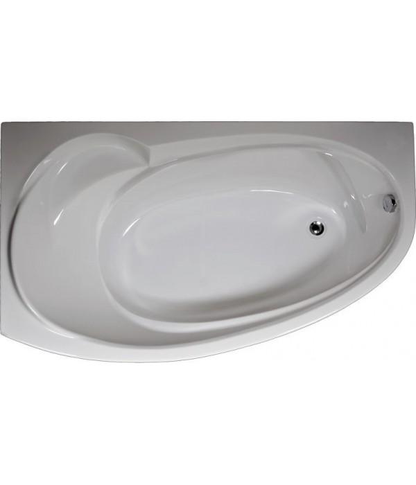 Акриловая ванна Marka One Julianna 160 L