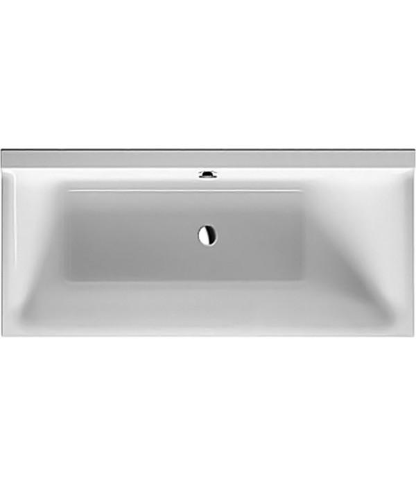 Акриловая ванна Duravit P3 Comforts DX 700376 R 170х75