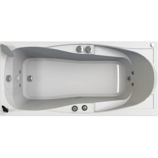 Акриловая ванна Radomir Парма-дона Релакс Chrome 180x85 левая