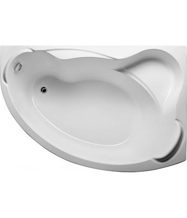 Акриловая ванна 1MarKa Catania R 160 см