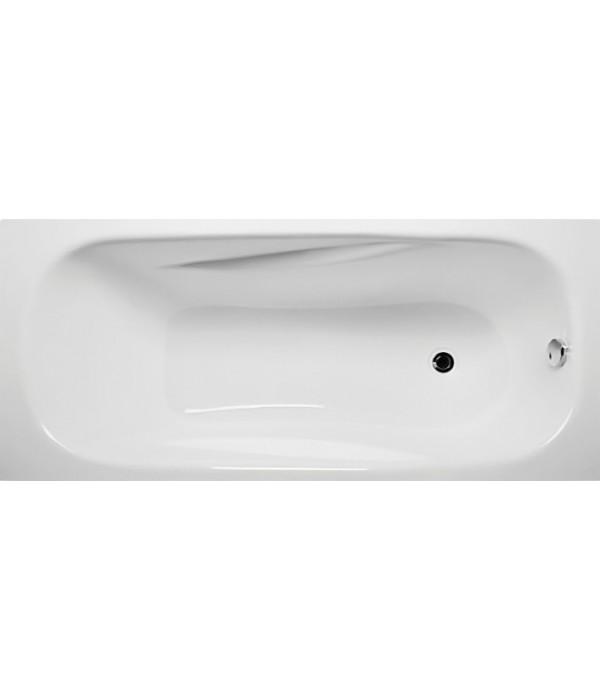 Акриловая ванна 1MarKa Classic 160x70 с каркасом