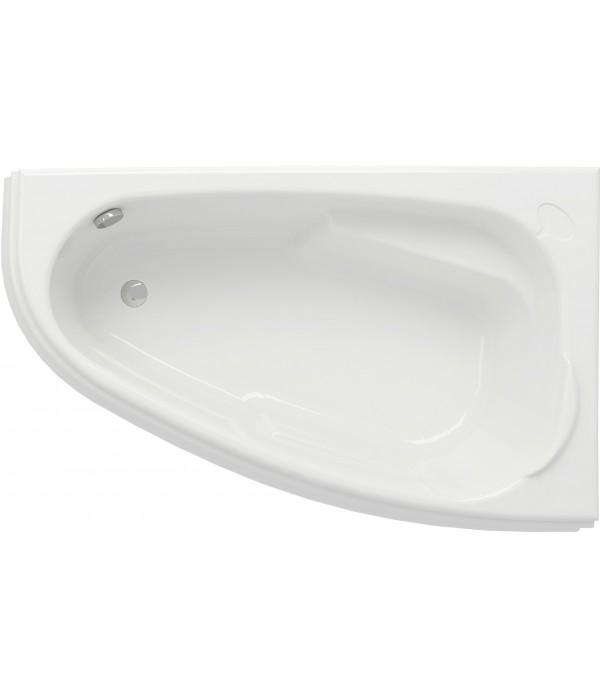 Акриловая ванна Cersanit Joanna 140 R ультра белый