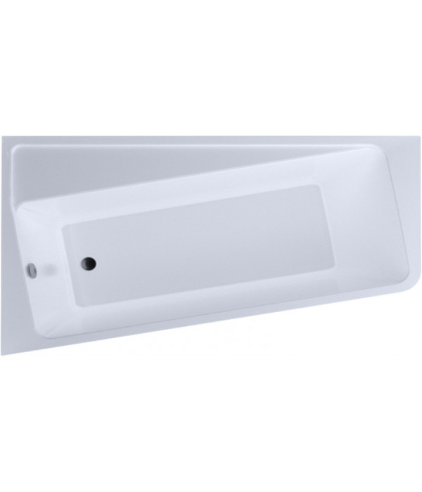 Акриловая ванна Marka One Direct 170x100 см L