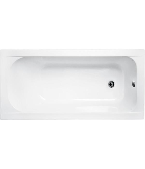 Акриловая ванна Besco Continea 140x70