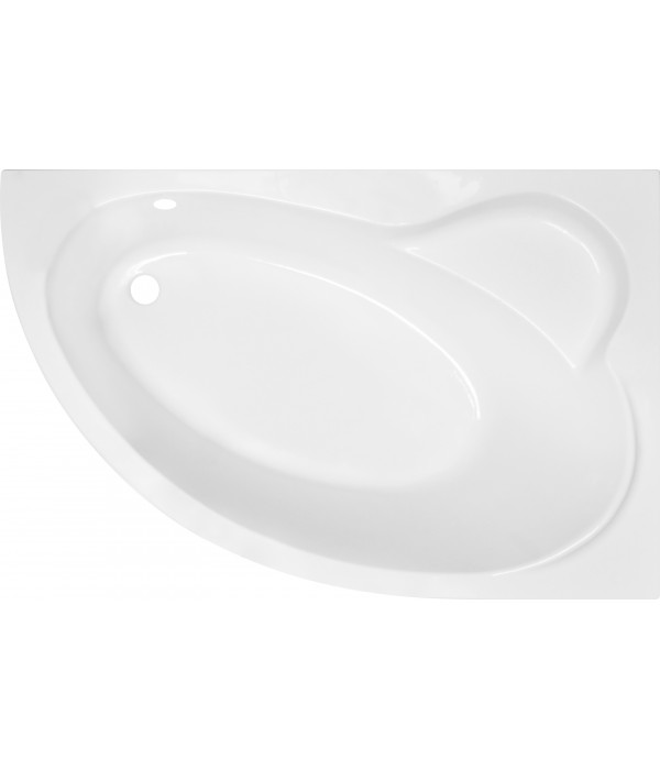 Акриловая ванна Royal Bath Alpine RB 819101 R 160 см