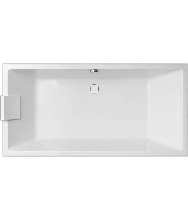 Акриловая ванна Vagnerplast Cavallo 180 см ультра белый