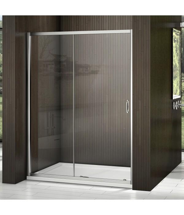 Душевая дверь в нишу Good Door Latte WTW-140-C-WE
