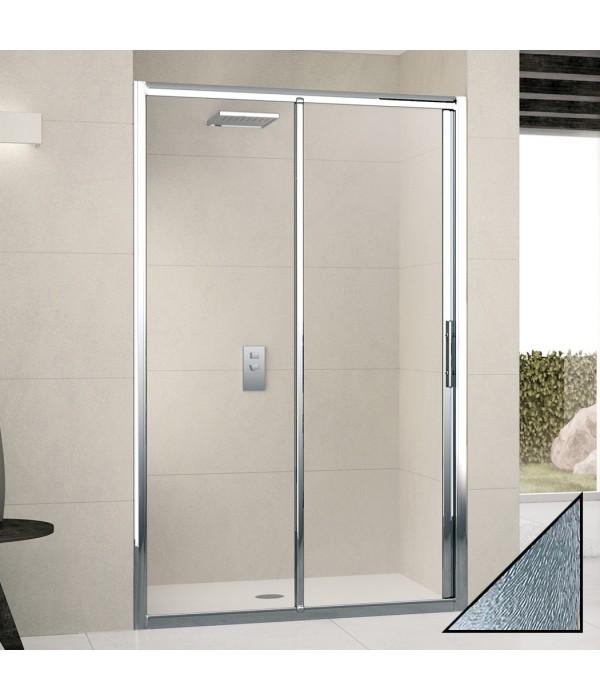 Душевая дверь в нишу Novellini Lunes 2P LUNES2P120-3K