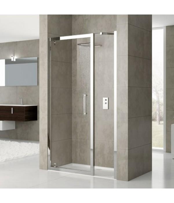 Душевая дверь в нишу Novellini ROSE G+F ROSEGF114-1K
