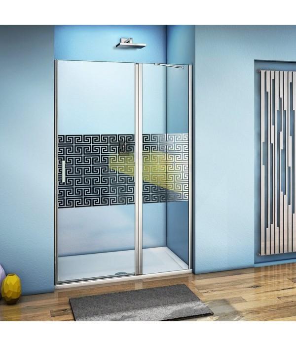 Душевая дверь в нишу Good Door Fantasy WTW-120-F-CH