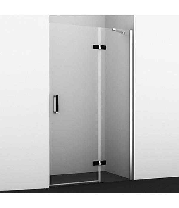 Душевая дверь в нишу Wasserkraft Aller Black 10H05RB 120 см
