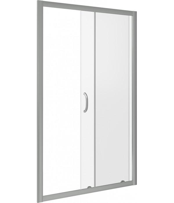 Душевая дверь в нишу Good Door Infinity WTW-110-C-CH