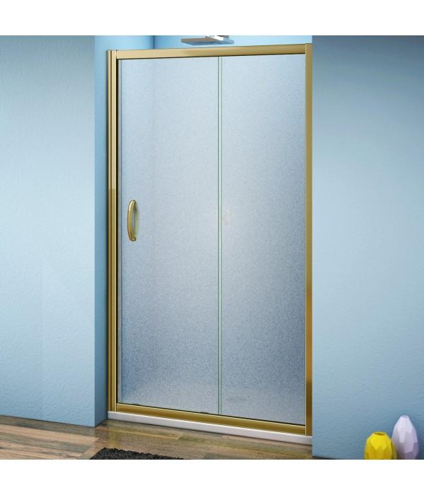Душевая дверь в нишу Good Door Jazze WTW-110-G-BR