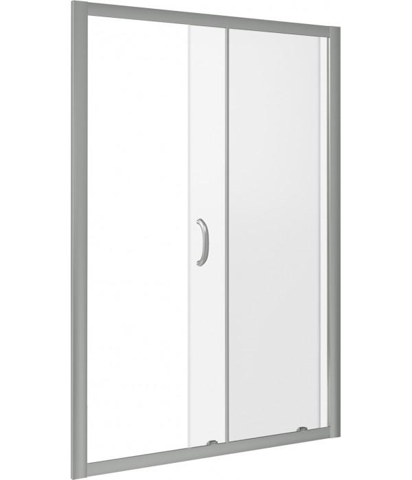Душевая дверь в нишу Good Door Infinity WTW-130-C-CH