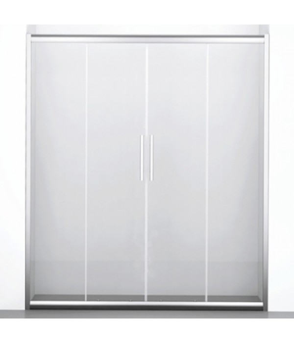 Душевая дверь в нишу Wasserkraft Amper 29S08 150 см