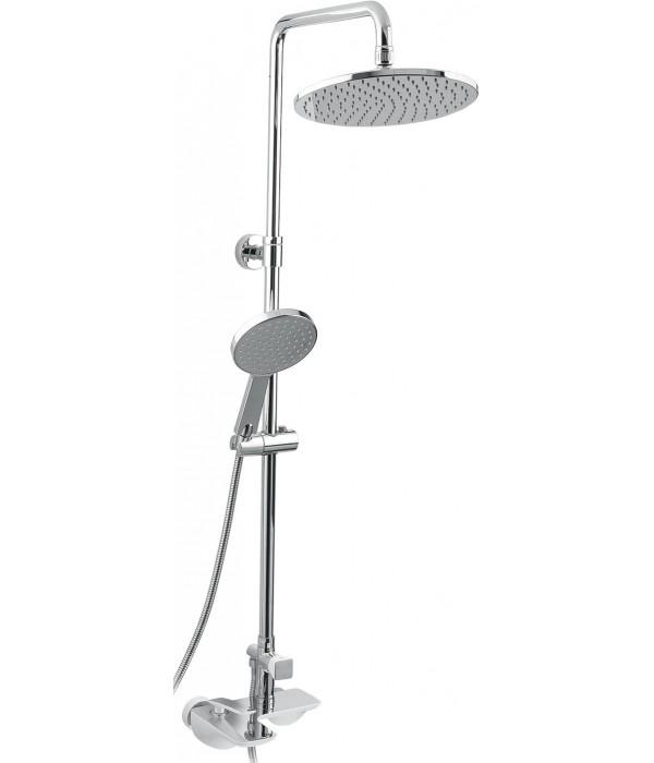 Душевая стойка Timo Helmi SX- 1070/00-16 (1060) chrome-white