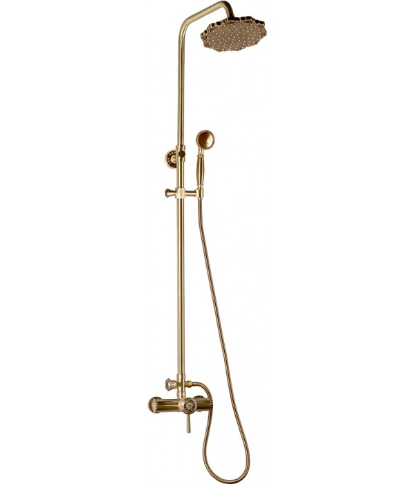 Душевая стойка Bronze de Luxe 10118/1F