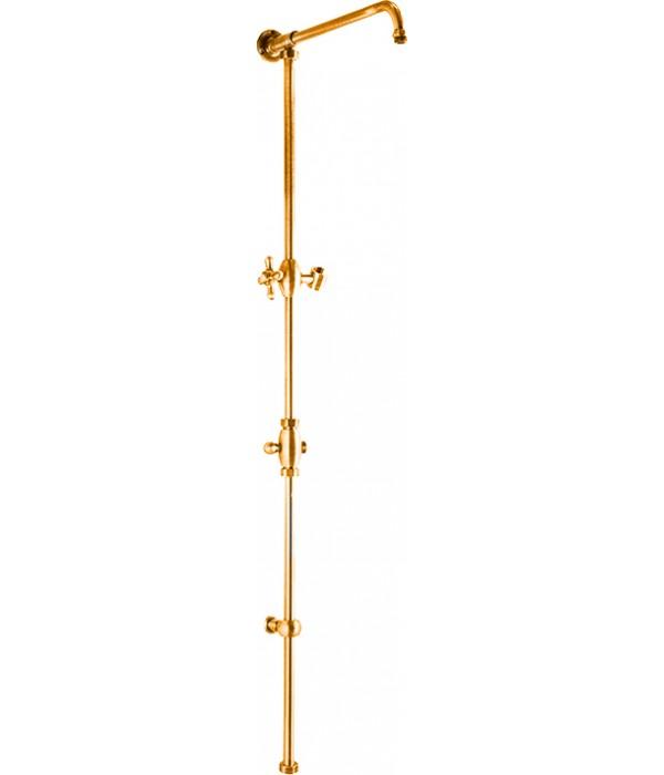 Душевая стойка Caprigo 99-065-oro