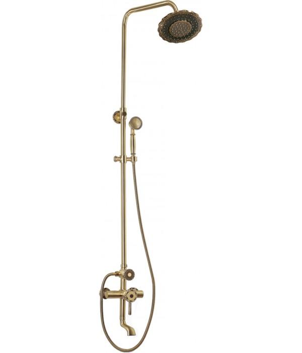 Душевая стойка Bronze de Luxe 10120DF