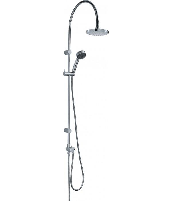 Душевая стойка Kludi Zenta dual shower system 6167705-00