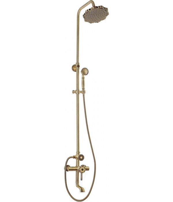 Душевая стойка Bronze de Luxe 10120F