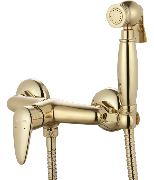 Гигиенический душ Lemark Pramen LM3318G со смесителем