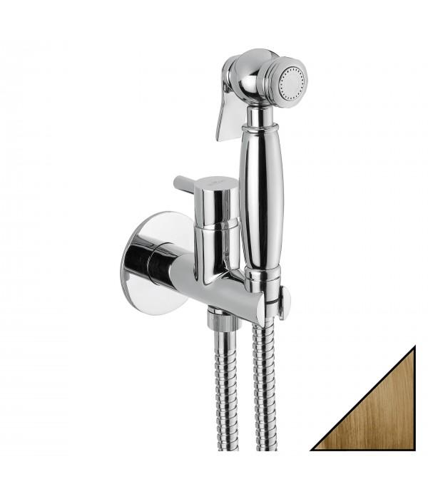 Гигиенический душ Webert EL870302065ANTI со смесителем, бронза