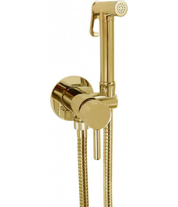 Гигиенический душ Nice Giulini Futuro FSH25/BDOR со смесителем, С ВНУТРЕННЕЙ ЧАСТЬЮ